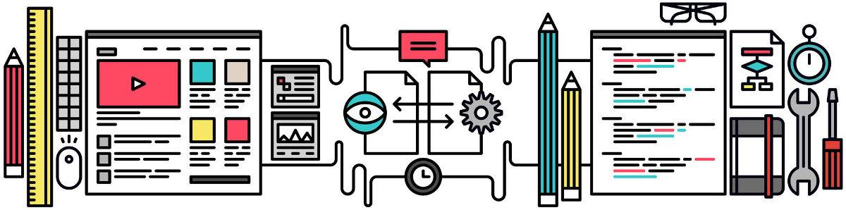 proces projektowania i implementacji aplikacji webowej